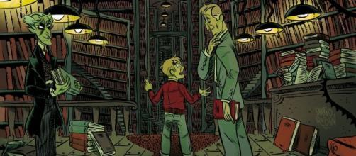 La saga de Carlos Ruiz Zafón, El cementerio de los libros ...
