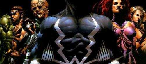 Marvel's 'Inhumans' to debut in IMAX and on ABC next year