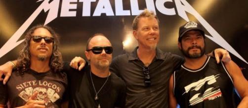 "Metallica lanzará ""Hardwired... to self-destruct"" en noviembre ... - com.mx"
