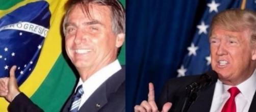 Mídia de esquerda externa medo de Bolsonaro vencer no Brasil (Foto: Reprodução)