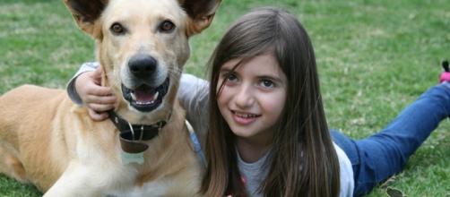Relazione speciale tra bambini e animali domestici
