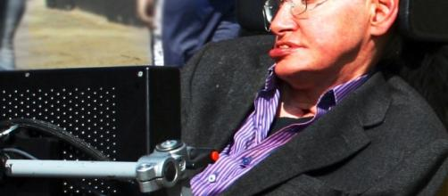 Stephen Hawking a Cambridge. Photo credit: Wikimedia Commons