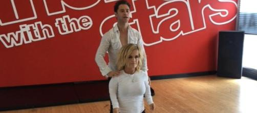Terra Jole and Sasha Farber eliminated from 'Dancing with the Stars' - Photo: Blasting News Library - go.com