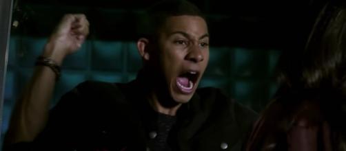 Wally West (Keiynan Lonsdale) in 'The Flash'/Photo via screencap, 'The Flash'