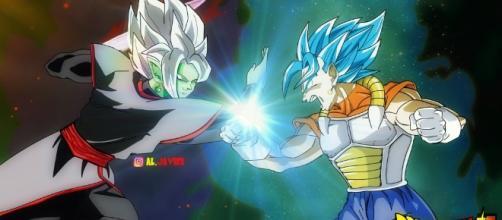 zamasu fusion vs vegetto deviantar