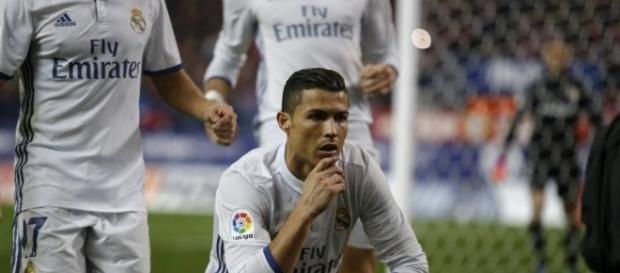 Derbi Atlético - Real Madrid: Cristiano cumple su promesa en el ... - elpais.com