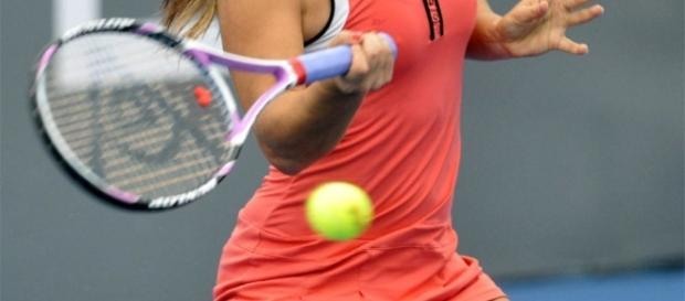 Dominika Cibulkova è la tennista più bella del mondo