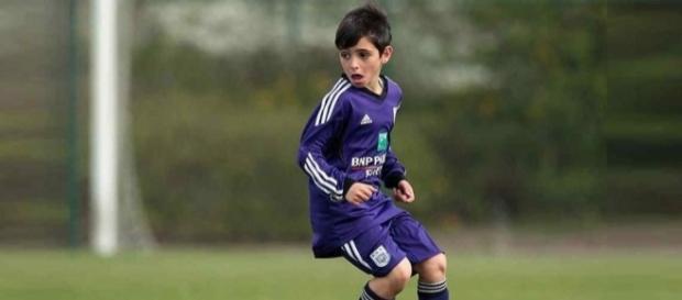 El video del niño que deslumbra en Europa: así juega Pietro ... - com.ar