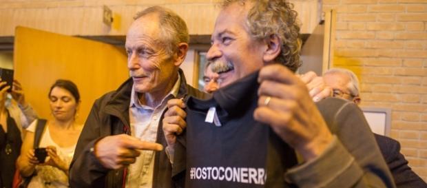 Erri De Luca in tribunale difende l'idea di sabotaggio della Tav ... - internazionale.it