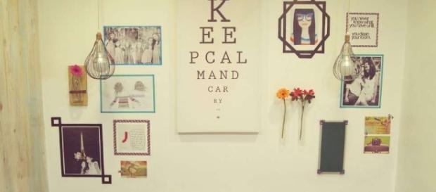 Ideas creativas para decorar la casa con tus fotos: Fotos (Foto 26 ... - ellahoy.es