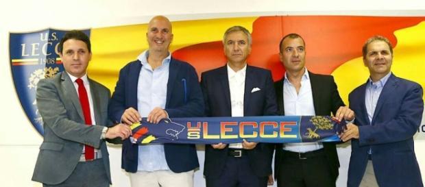 Il Lecce è pronto ad affrontare la Juve Stabia.