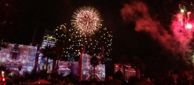 Jingle Bell, Jingle BAM is a new Christmas show at Disney's Hollywood Studios. (Photo by Barb Nefer)
