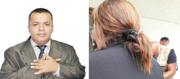 Mãe chora ao entregar filho de 16 anos á polícia, suspeito de matar o pastor na Baixada Fluminense