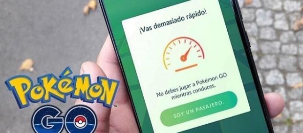 Pokémon Go, no debes jugarlo si estas en un vehículo