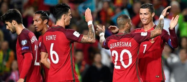 Portuga-4 Letónia-1 - Apuramento para o Mundial está mais perto