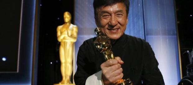 Premio Oscar alla carriera per Jackie Chan