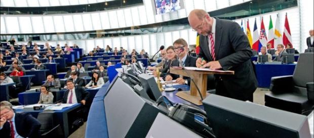 President of the European Parliament Martin Schulz / Photo sourced via, Blasting News library