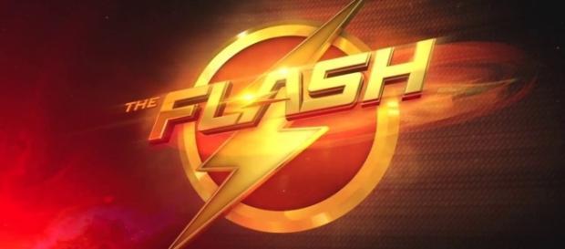 The Flash tv show logo pic via Flickr.com