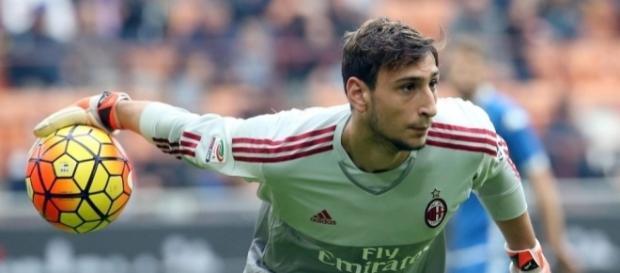 Who is Gianluigi Donnarumma? 17-year-old AC Milan keeper set to ... - thesun.co.uk