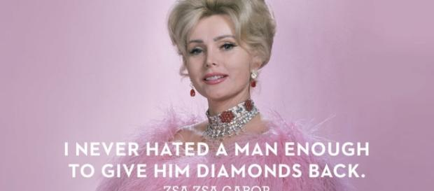 Zsa Zsa Gabor Through the Years — Zsa Zsa Gabor Quotes - goodhousekeeping.com