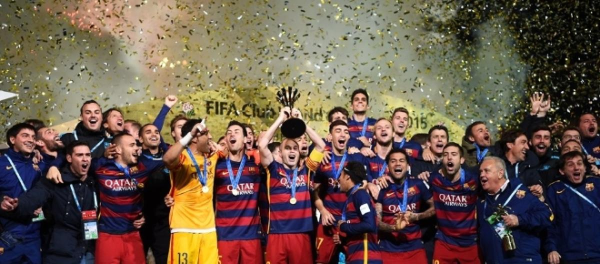 440cb05e1 FC Barcelona sign big money sponsorship deal with Japanese firm