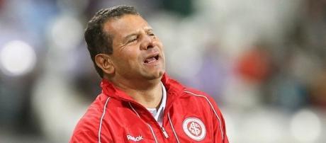 Celso Roth, ex-técnico do Internacional