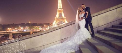 Adrienne Bailon marries Israel Houghton in Paris - Photo: Blasting News Library - realitytvworld.com