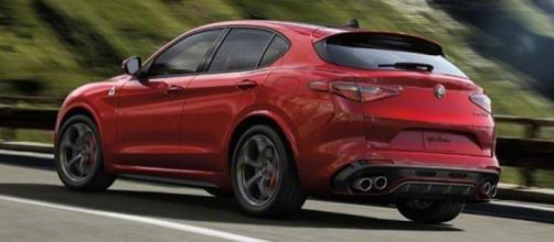 Alfa Romeo Stelvio - Quadrifoglio