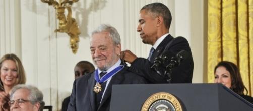 AMERICAN THEATRE | Stephen Sondheim Receives 2015 Presidential ... - americantheatre.org