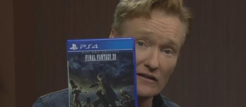 Conan O'Brien didn't enjoy the much anticipated role-playing game - BlastingNews Library (itechpost.com)