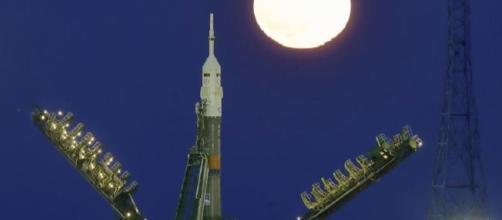 Décollage réussi, en route vers l'ISS !