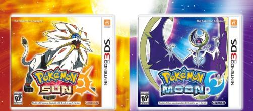 Pokémon Sun and Moon é lançado para Nintendo 3DS
