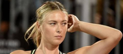 Maria Sharapova: Maria Sharapova removed from women's tennis ... - indiatimes.com