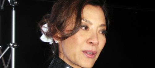 Michelle Yeoh at TIFF 2011 via Wikimedia