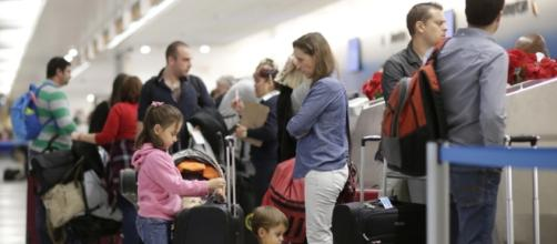 U.S. airlines expect 2.5 percent increase in Thanksgiving travel ... - columbian.com