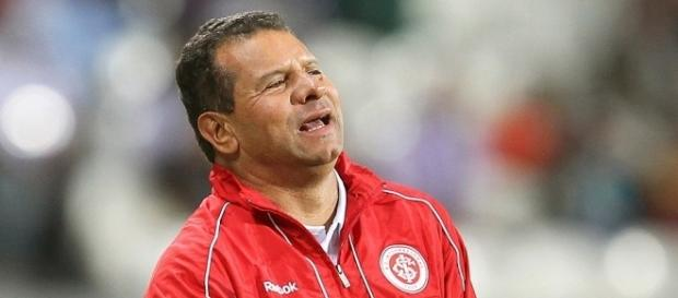 Celso Roth, ex-técnico do Internacional