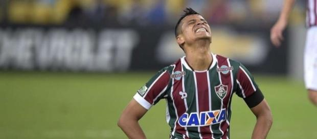 Com empate diante do Atlético-PR no Maracanã, Fluminense atingiu a marca de sete jogos sem vencer no Brasileiro (Foto: G1.com)