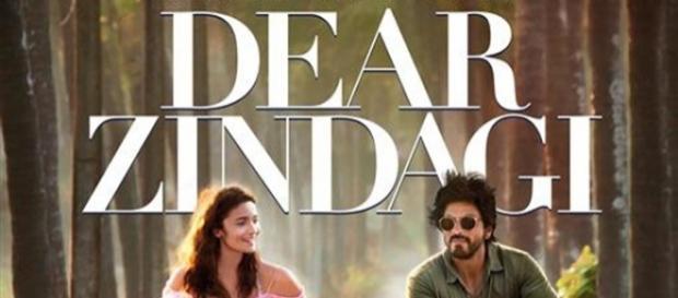 Dear Zindagi - Liebesbrief an das Leben mit Shah Rukh Khan und Alia Bhatt im Kino