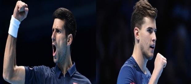Djokovic y Thiem sacaron adelante sus dos compromisos en la 2º ronda del ATP World Tour.