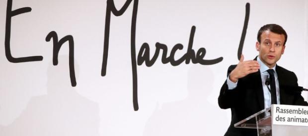 Emmanuel Macron En Marche ! presidentielles