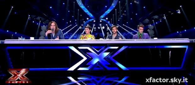 I quattro giudici di X Factor 2016
