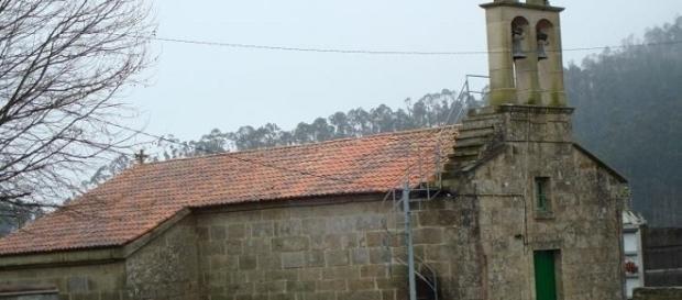 Iglesia de Portomeiro (A Coruña)