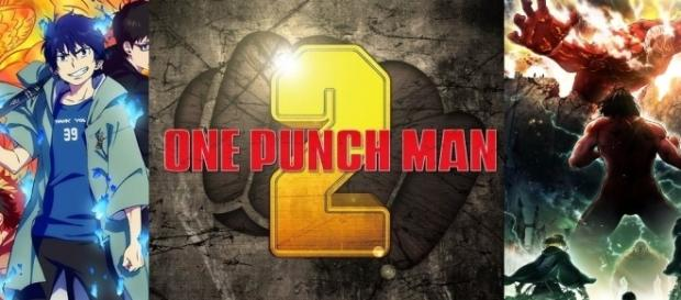 One Punch Man es uno de los más esperados