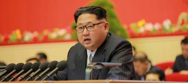 Kim Jong-Un, 'líder supremo' da Coreia do Norte