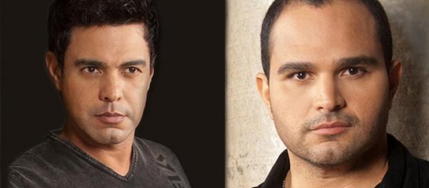 Luciano e Zezé di Camargo - Google