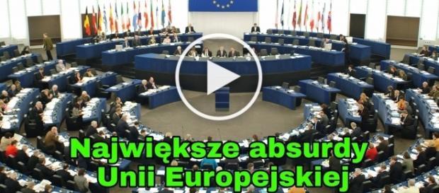 Najwieksze absurdy Unii Europejskiej.