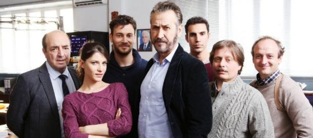 Rocco Schiavone replica terza puntata