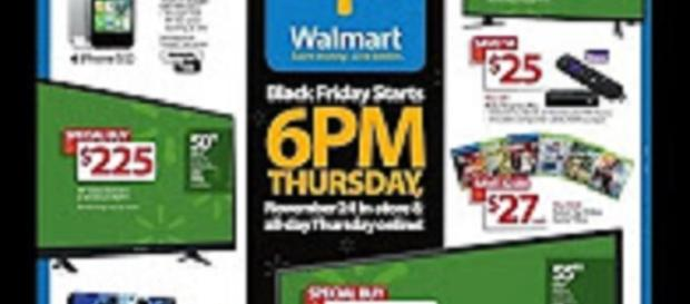 """Source: Youtube user Deals By Mary. Video """"Walmart Black Friday 2016!"""""""