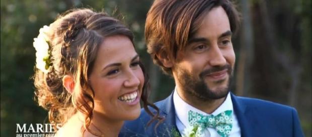 SPOILER: Tiffany a quitté Thomas et s'est mariée avec un autre participant de l'émission (capture: M6)