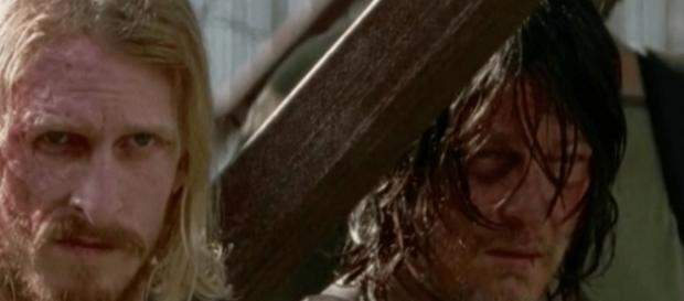 The Walking Dead: Un message subtile entre Daryl et Rick